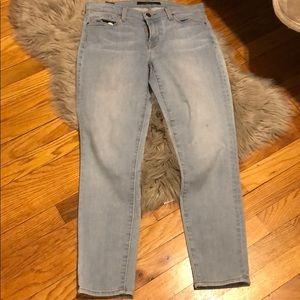 J Brand Skinny Capri Jeans 27